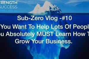 Sub-Zero Vlog -#10