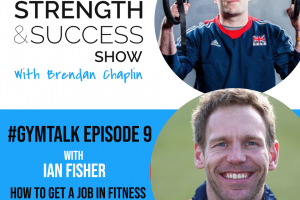#033 How to approach job interviews to ensure you succeed, Jordan Peterson and wattbikes versus rowers