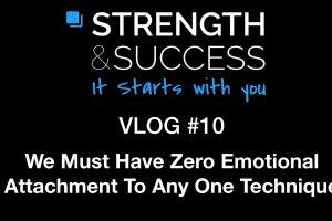 The Strength & Success VLOG #10