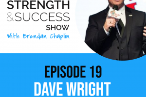 #028 Dave Wright from MyZone talks entrepreneurship, tech and the future of personal training