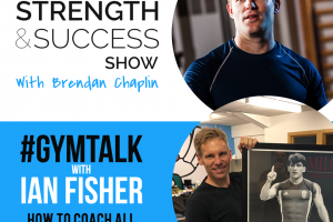 #014 GYMTALK Episode 3: Spectrum Coaching and how to stay on top of the game as a professional