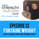 #015 Athlete career transitions, branding and PR with Ex England international Fontaine Wright