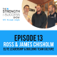 #018: Elite leadership, building team culture and more with Ross and James Chisholm from Harlequins Rugby Union. Episode 14