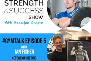 #020: #GymTalk Fish is back this week as we talk isometric training, for strength and rehab, nutrition and drug free training