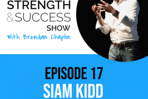 #022: From RAF pilot to 7 figure crypto currency trader. The future of finance with Siam Kidd