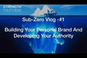 Sub-Zero Vlog -#1