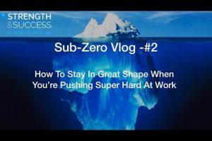 Sub-Zero Vlog -#2