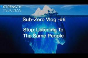 Sub-Zero Vlog -#6