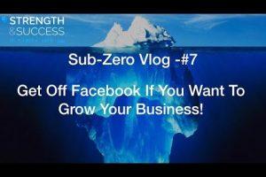 Sub-Zero Vlog -#7