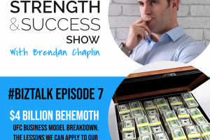#040 The UFC business model in focus- what can we learn from this $4 billion behemoth
