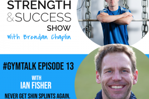 #044 How to avoid shin splints, the purpose of warming up and recovery essentials
