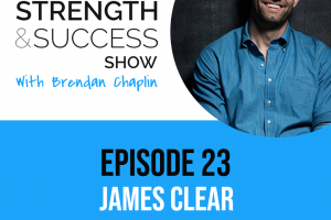 #039 How to build atomic habits with productivity guru James Clear