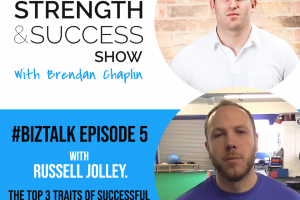#035 The Top 3 traits of successful business owners and how to graft these Ito your game #biztalk