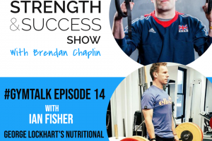 #047 George Lockhart's nutritional strategies, productivity habits and the founder mentality