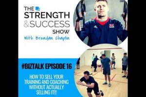 #064 How to sell you training and coaching without actually selling it!!!