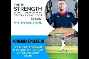 #066 Gymtalk Boxing Day Special- How to finish a programme in style
