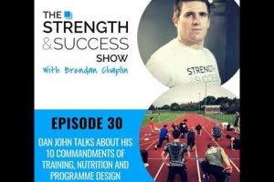 #063 Dan John joins me to talk about his 10 commandments of training, nutrition and programme design