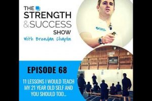 #068 11 Lessons I would teach my 21 year old self and you should too…