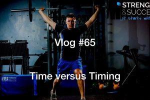 The Strength & Success VLOG #65