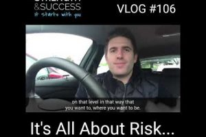 VLOG #106 – We need to talk about the R word again…