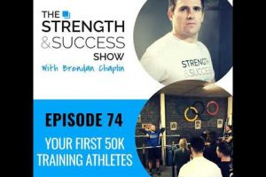 #074 Your first 50K training athletes