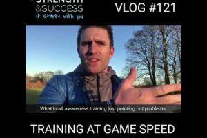 Training at GAMESPEED!