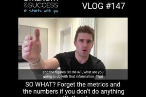 VLOG 147 – So What?