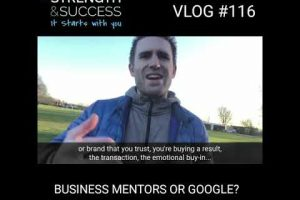 You don't need a mentor it's all there for free on google….what a load of BS!!