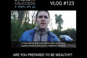 Are you psychologically ready to be wealthy or successful?